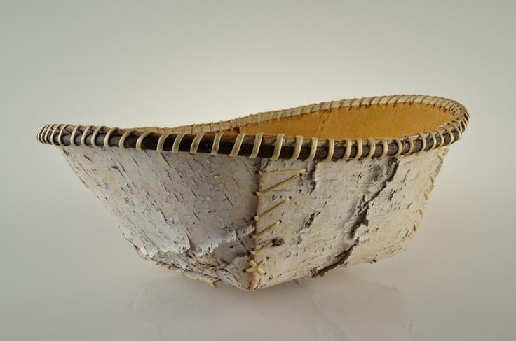 Basket Weaving Edging : Best images about bark baskets on trees