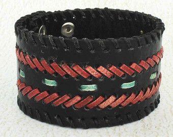 Cool mens bracelet | Etsy