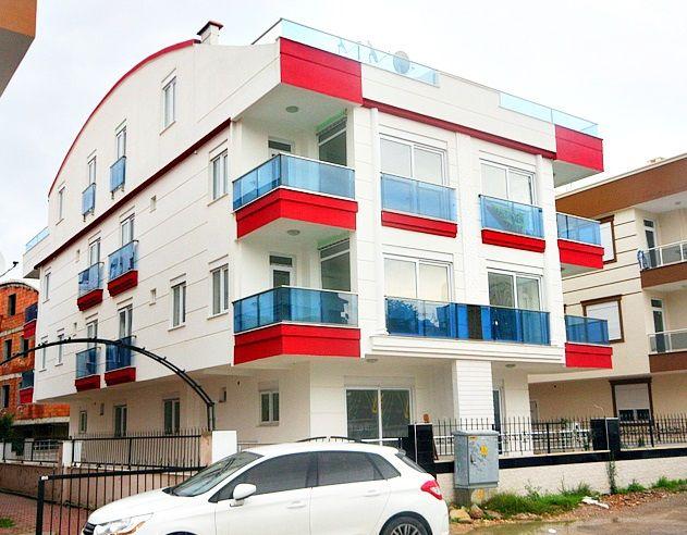 Wohnung 1+1, 2+1, 3+1 in Antalya