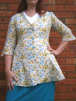 Sew Well Maide: Spring Swing Jacket