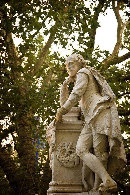 Shakespeare in Poets Corner,Westminster,London