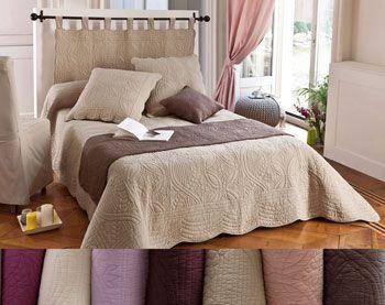 les 25 meilleures id es de la cat gorie jet de lit sur. Black Bedroom Furniture Sets. Home Design Ideas