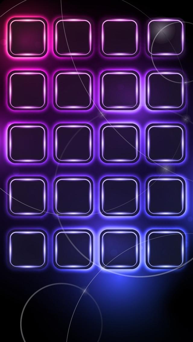 purple neon widow wallpaper - photo #35