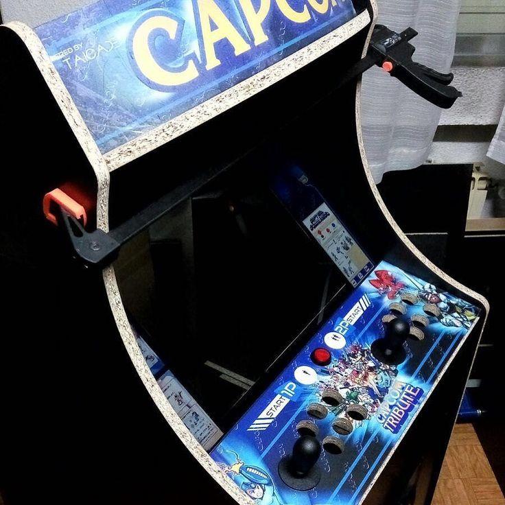 On instagram by jorgemadrid76 #arcade #microhobbit (o) http://ift.tt/1QwnQgS novia empieza a estar guapa que poco para irnos a vivir juntos   #cabinet #gamer #cincoduros