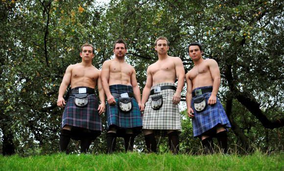 the kilt gang #Kilts #Irish #StPattysDay
