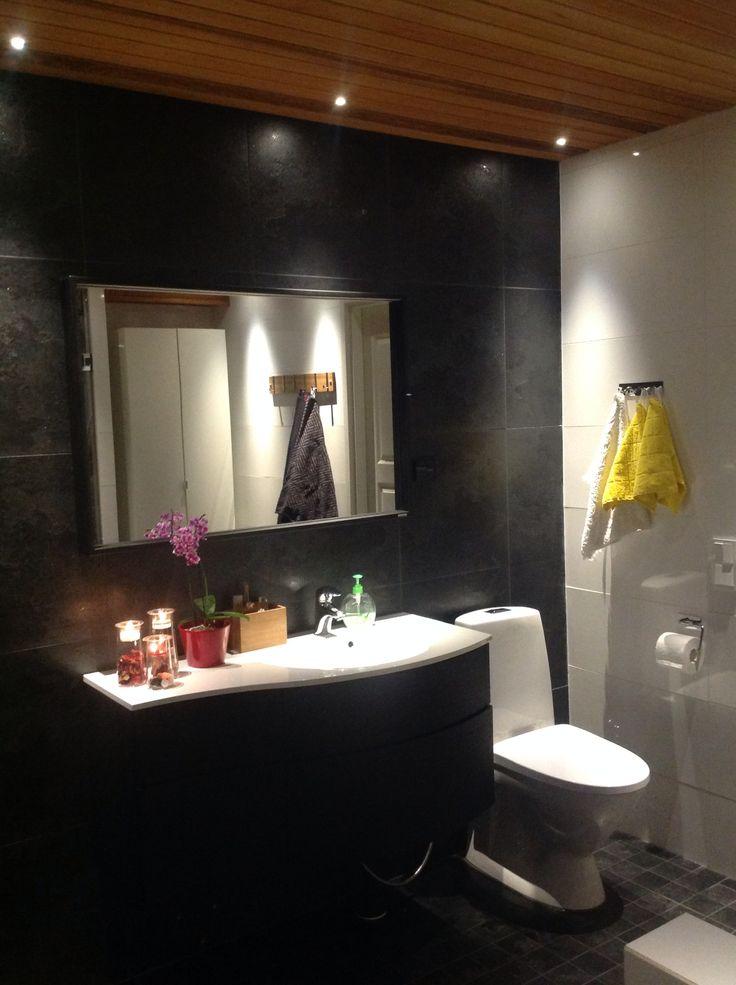 Bathroom after total renovation