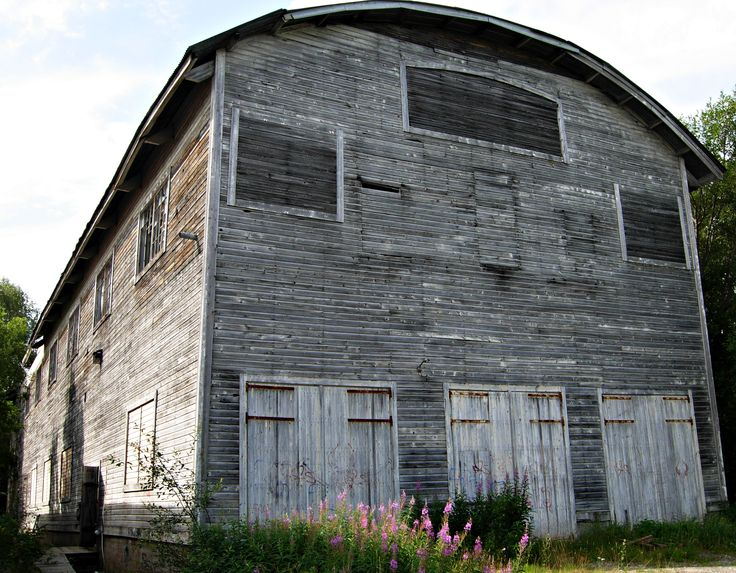 Gamla sågverket i Piteå, Bergsviken
