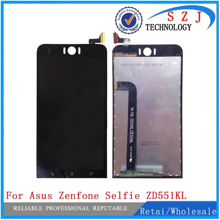 24.44$  Watch now - http://aligtu.shopchina.info/go.php?t=32809811216 - New 5.5'' inch LCD DIsplay + Touch Screen Panel Digitizer Assembly For Asus Zenfone Selfie ZD551KL Z00UD Free shipping 24.44$ #aliexpressideas