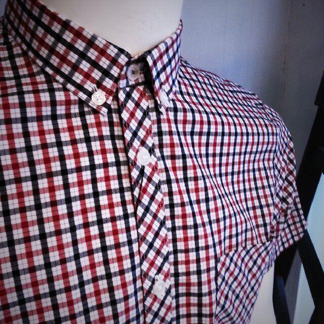 Ben Sherman short sleeves shirt #sale# #hybridshopping #bergen