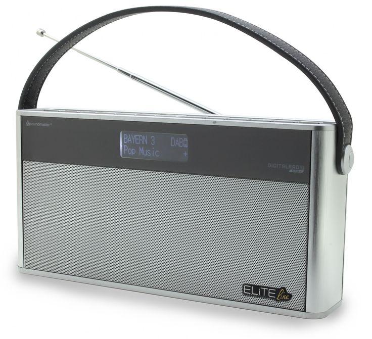 soundmaster DAB750SI incl. DAB+