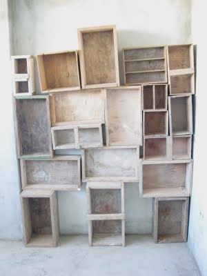 pile of crates