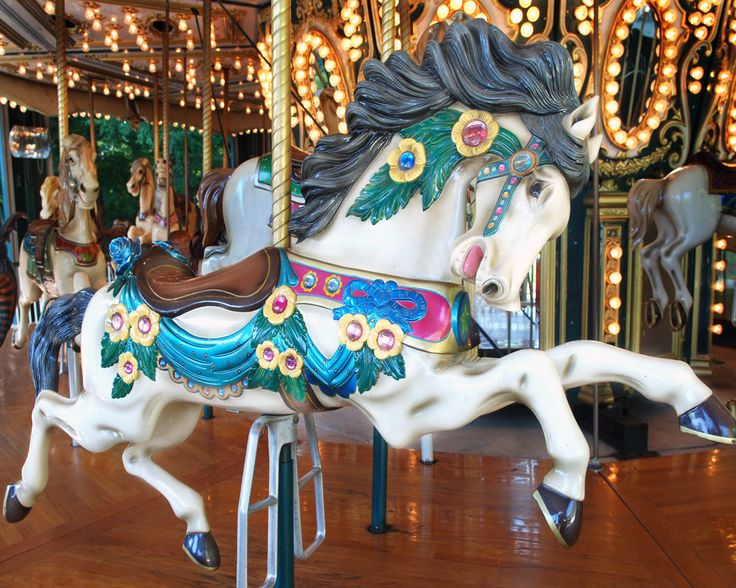 Galloping+Carousel+Horse++Original+Photography+by+SoftFocusVintage,+$24.00