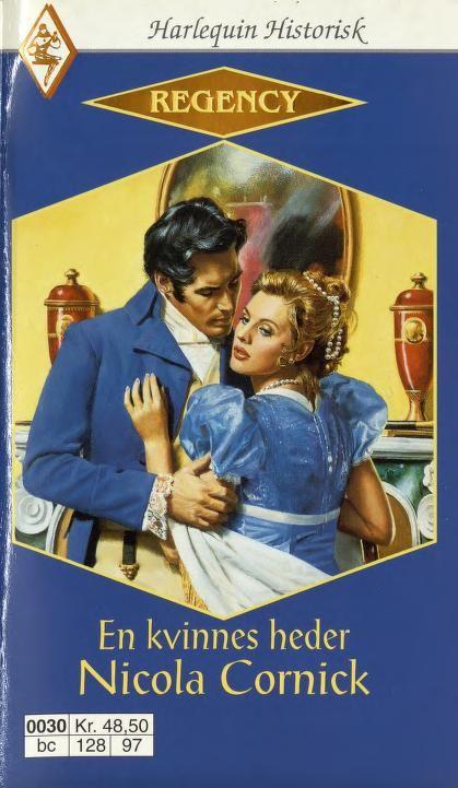 """The Virtuous Cyprian (Harlequin Historical)"" av Nicola Cornick"
