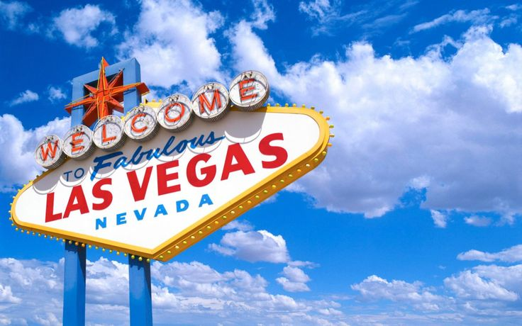 Contest ~ Enter to Win a Trip for Two to Las Vegas, Nevada!