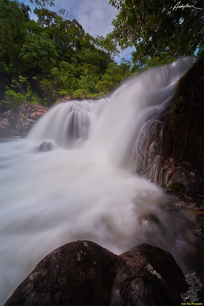 Pursat Waterfalls - Pursat Waterfalls, Cambodia.