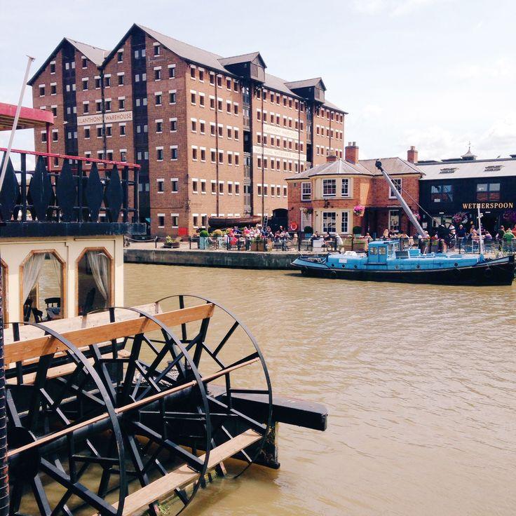 gloucester docks cotswolds