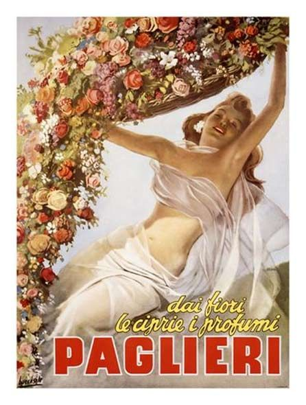 Paglieri-- Illustration by Gino Boccasile (1901 – 1952) @@@@.....http://www.pinterest.com/mamosh9/posters-advertising-calendars-brochures-packaging-/
