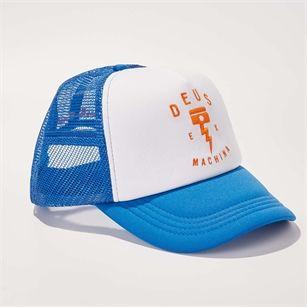Deus Piston rock trucker, Blue, medium