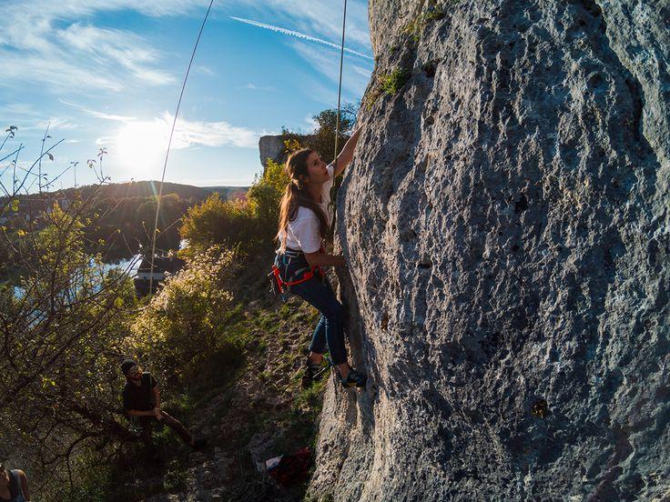 mes photos d 39 escalade avec la gopro hero5 escalade rock climbing pinterest beau temps. Black Bedroom Furniture Sets. Home Design Ideas