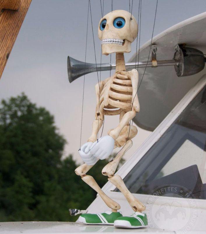 Bonnies - Professional Czech Marionettes puppets