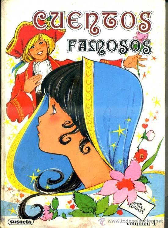 CUENTOS FAMOSOS MARÍA PASCUAL Nº 4 (SUSAETA, 1985) (Libros de Lance - Literatura Infantil y Juvenil - Cuentos)