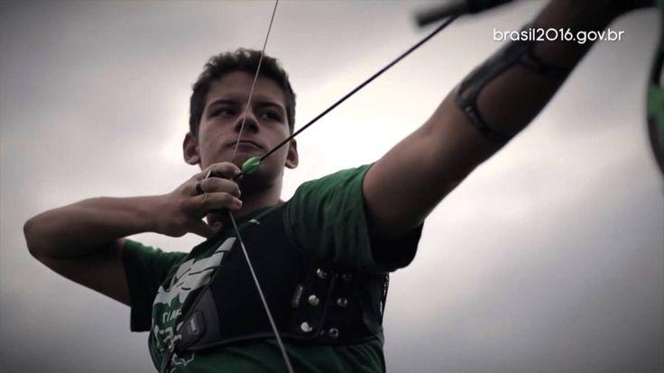 Atleta de tiro com arco conta trajetória e preparação para Jogos Olimpicos