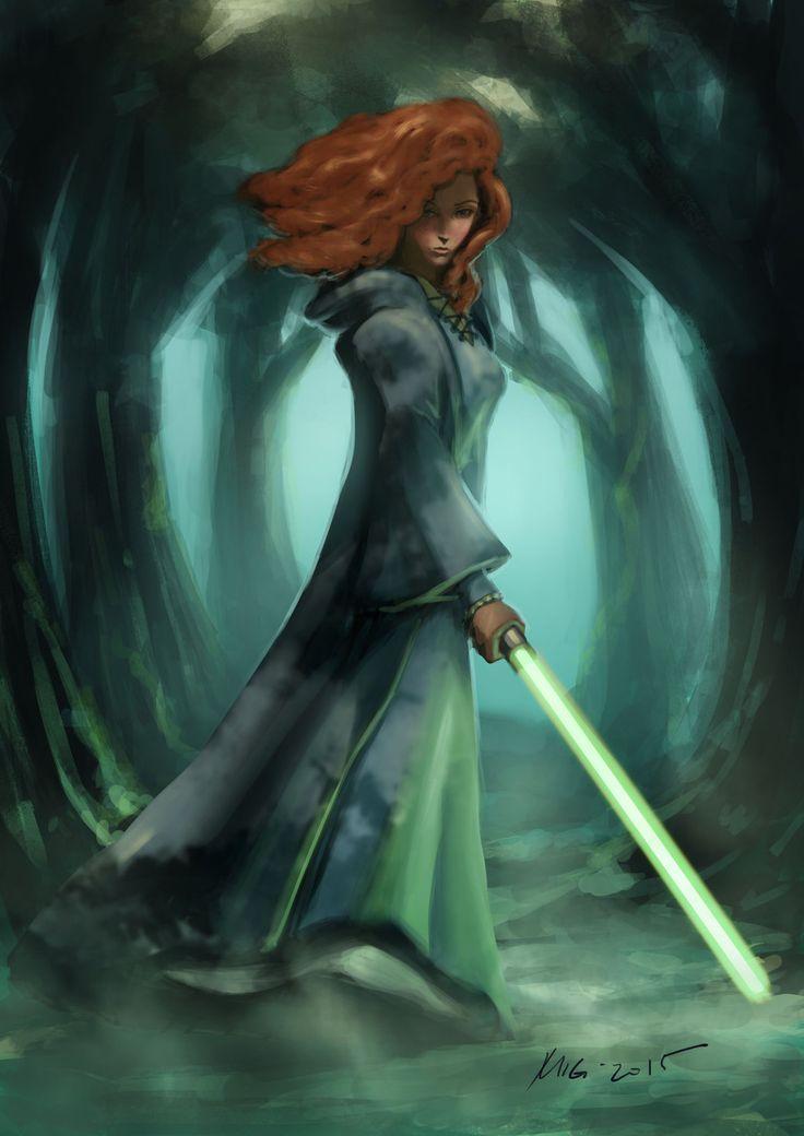 16 best Jedi Merida images on Pinterest   Star wars ...