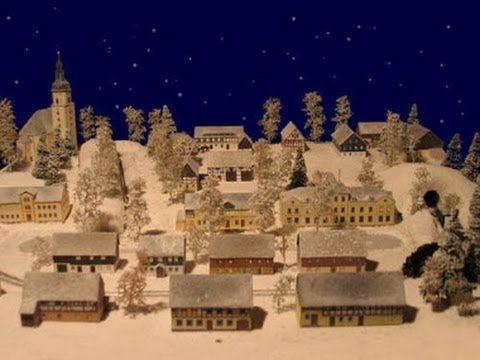 prentzschendorf christmas village 48 free paper models of a historical german village to. Black Bedroom Furniture Sets. Home Design Ideas