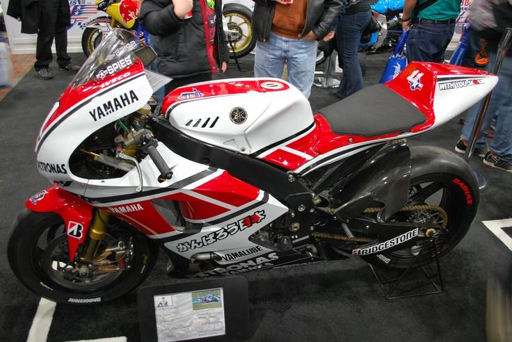 Ben Spies's #11 Moto GP Yamaha Motorcycle 1000cc | MotoGP | Pinterest