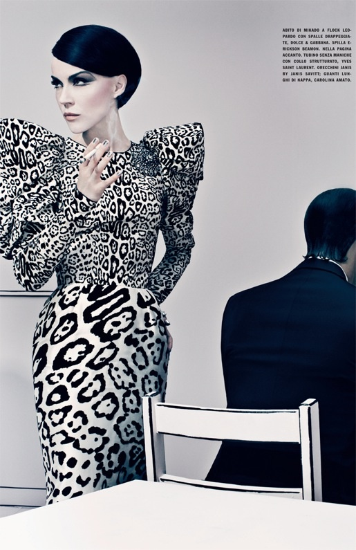 .: Italia October, Daphne Guinness, Italian Vogue, Steven Klein, Daphne Guiness, Style Icons, Classic Daphne, Fashion Photography, Classy Daphne