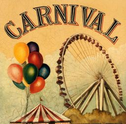 IMAGE 03: Classic carnival imagery. Who knows if this might come in handy?