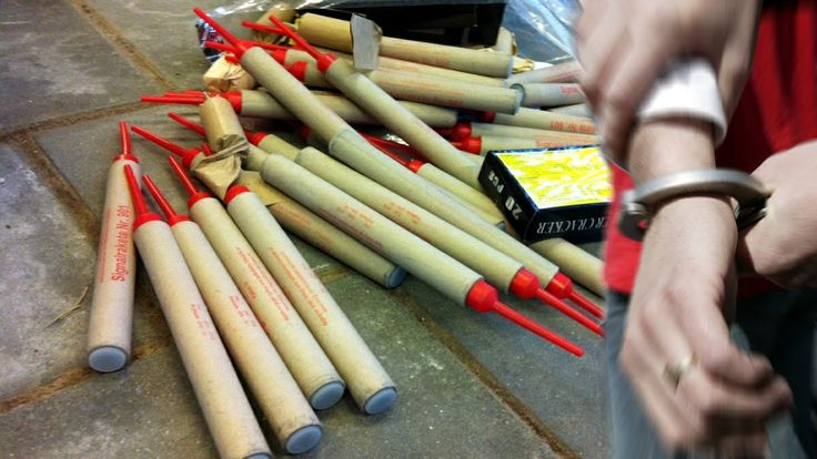 Handelaar illegaal vuurwerk opgepakt