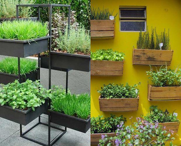 Terraza de varias plantas ☘