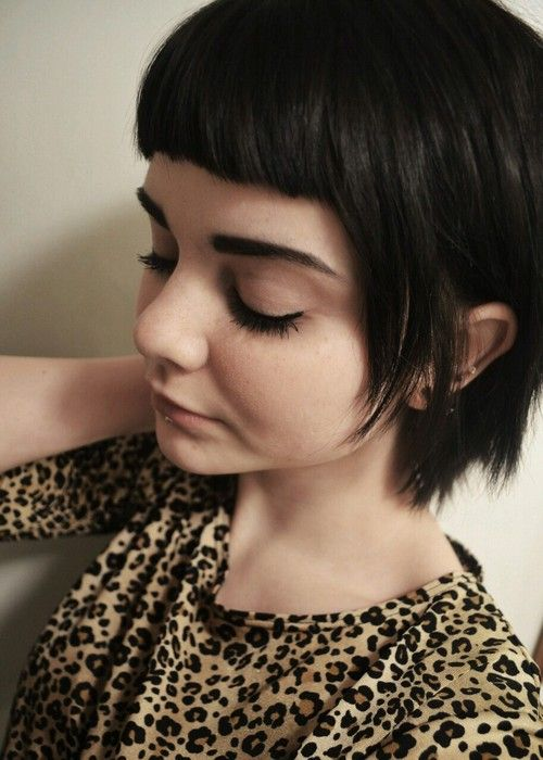 If my chub face could pull off this haircut... everything would be different.