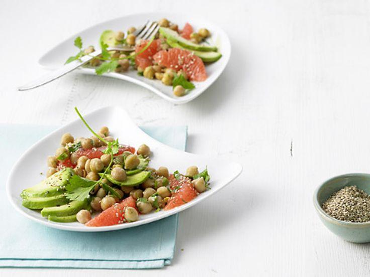 Kalorienarme gemuse salate