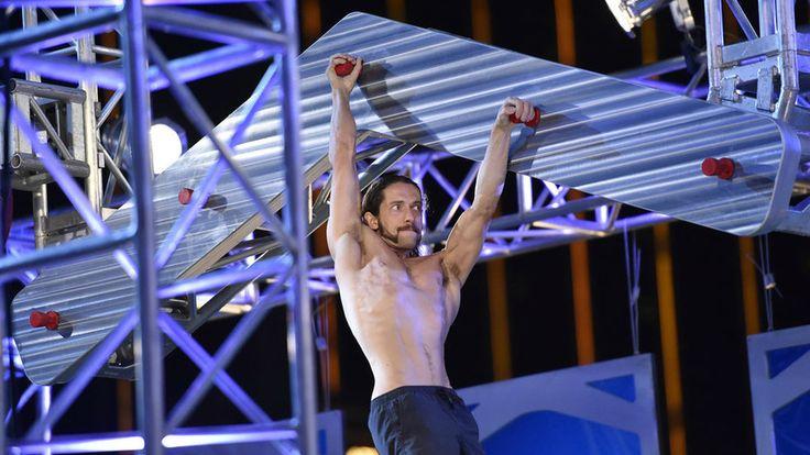 American Ninja Warrior Winner - Las Vegas, NV 9/14/2015