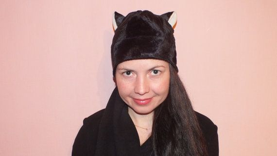 SEWING PATTERN autumn-winter women hat. Halloween от MayorovaStyle