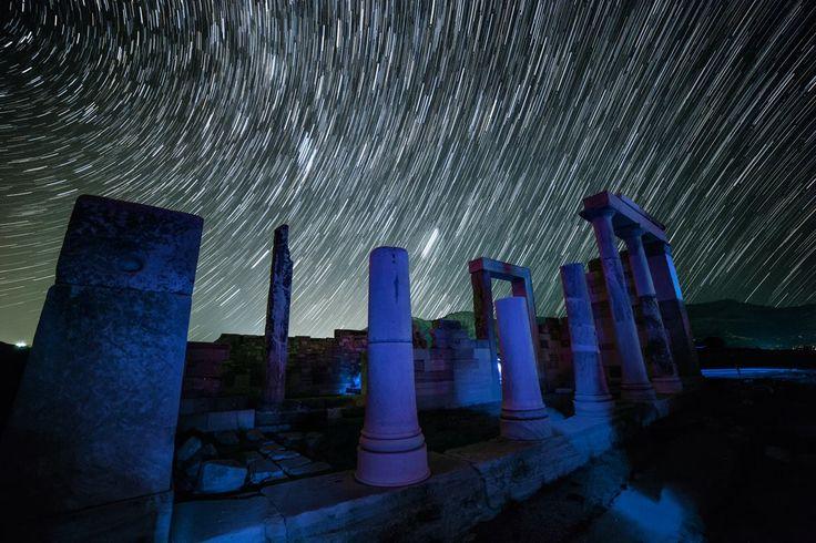 Ο Ναός της Δήμητρας Photo Credit: Constantine Emmanouilidi