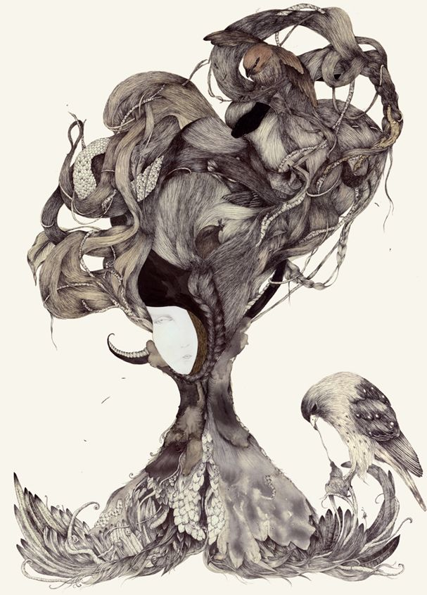 THE WORK OF MELISSA MURILLO #illustration #graphic