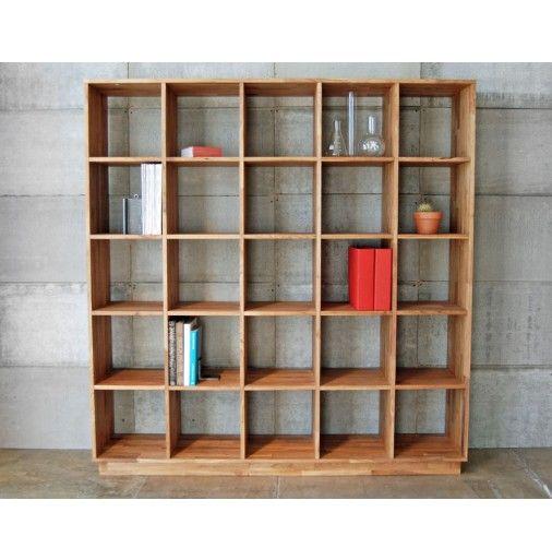 Mash Studios Lax Bookcase F U R N I T U R E D E S I