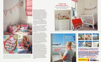 Your home & garden article November 2013.