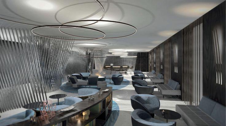 9 best Architecture Opus Dubai images on Pinterest | Zaha hadid ...