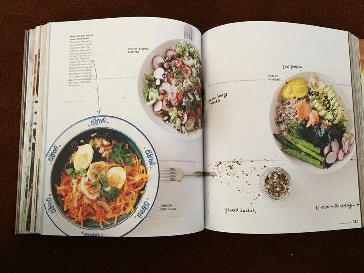 Health bowls