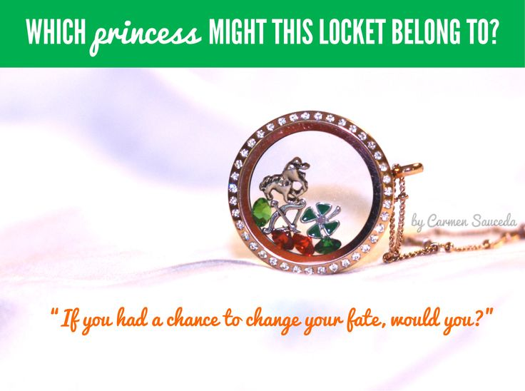 Merida is the heroine in Disney's Brave  Which princess is your favorite?  Check out my selection of Origami Owl Disney princess inspired lockets!