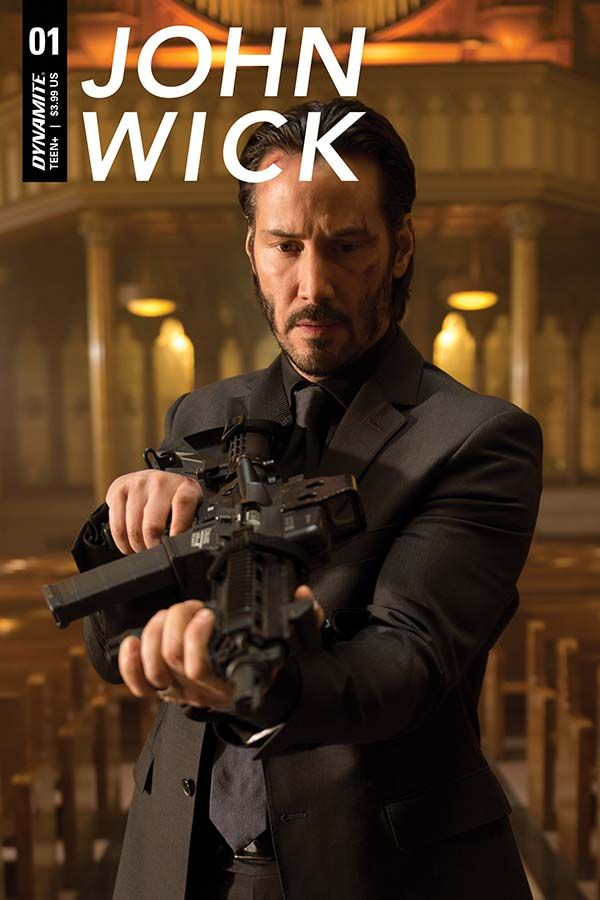 Exclusive Extended Previews Of John Wick #1, Bettie Page #5, And More