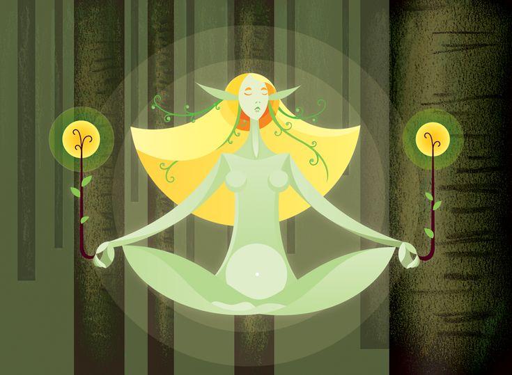 Oracle of Mul Daya by dscheiling.deviantart.com on @DeviantArt