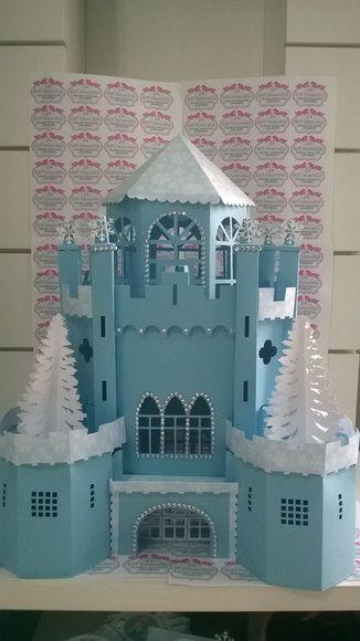 Caixinha Castelo - Frozen                                                                                                                                                                                 Mais