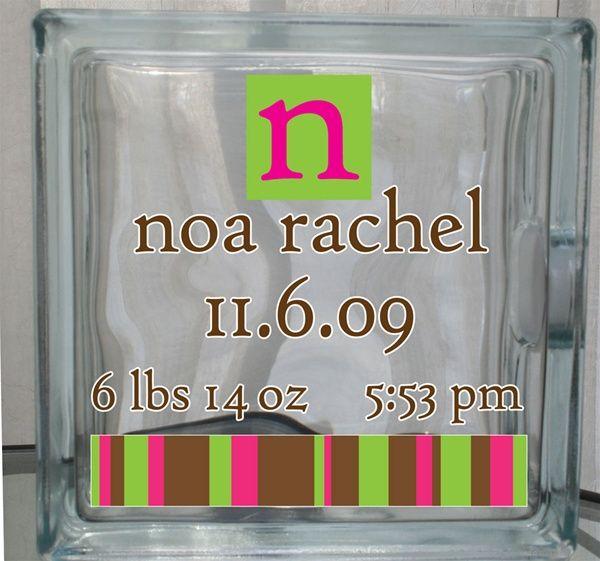 104 best glass blocks images on pinterest diy alabama crimson personalized glass blocks google search negle Choice Image