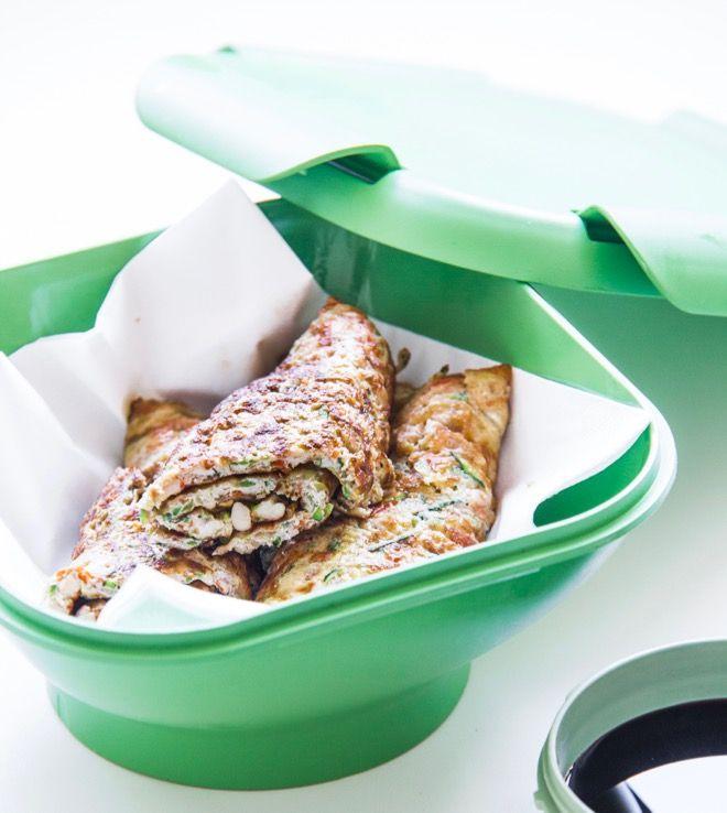 5 or less: Eiwraps uit het meal planning-kookboek!