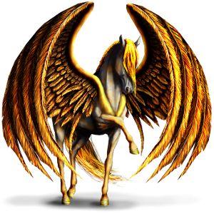 Immortal Instrument, Pegasus Akhal-Teke Bay #3662810 - Howrse US
